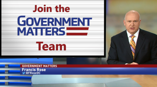 Join the Government Matters Team