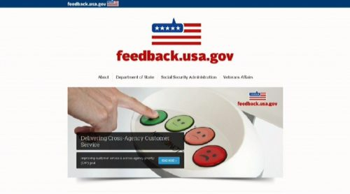 feedback.usa.gov