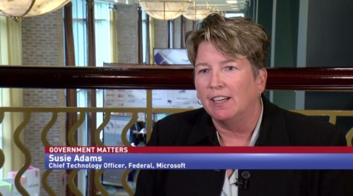 Government Matters with Susie Adams