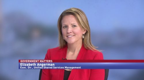 Government Matters with Elizabeth Angerman