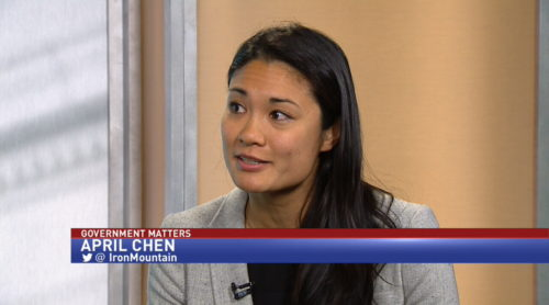 Government Matters with April Chen