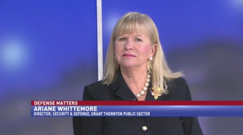 Defense Matters with Ariane Whittemore