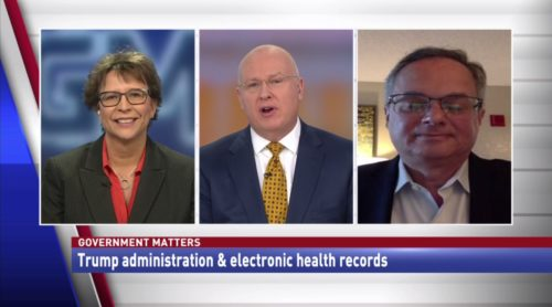 Government Matters Trump administration & electronic health records