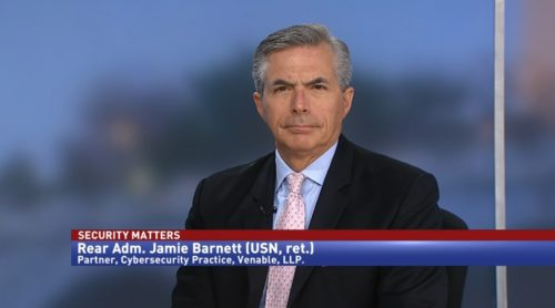 Security Matters with Rear Admiral Jamie Barnett