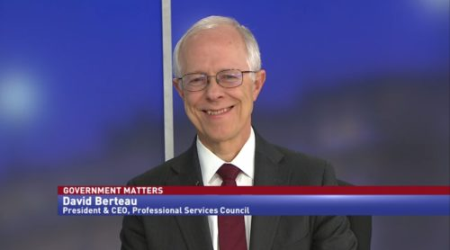 Government Matters with David Berteau