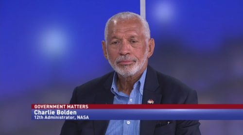 Government Matters with Charlie Bolden