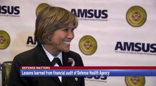 Defense Matters Lessons learned from financial audit of Defense Health Agency