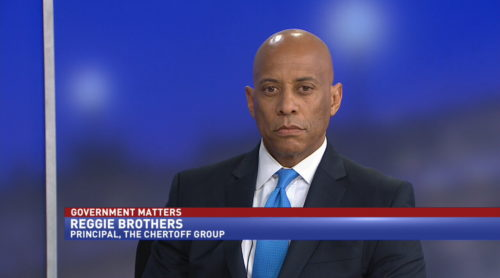 Government Matters with Reggie Brothers
