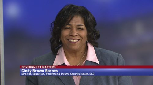 Government Matters with Cindy Brown Barnes