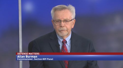 Defense Matters with Allan Burman