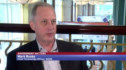 Government Matters with Mark Busby