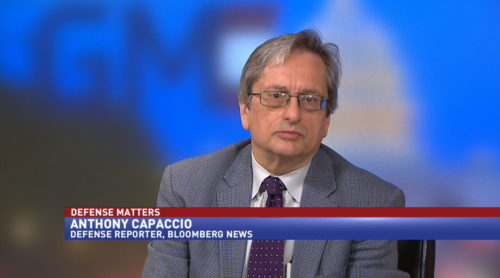 Defense Matters with Anthony Capaccio