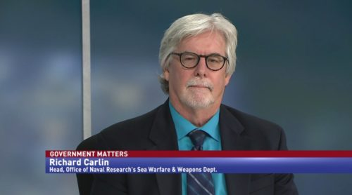 Government Matters with Richard Carlin