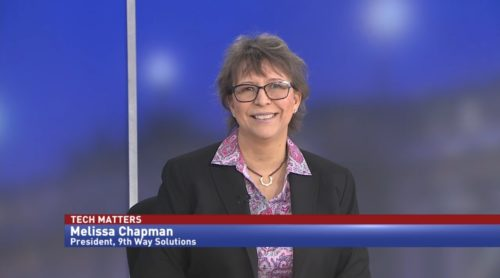 Tech Matters with Melissa Chapman