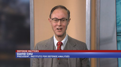 Defense Matters with David Chu