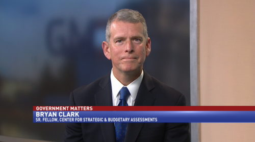 Government Matters with Bryan Clark