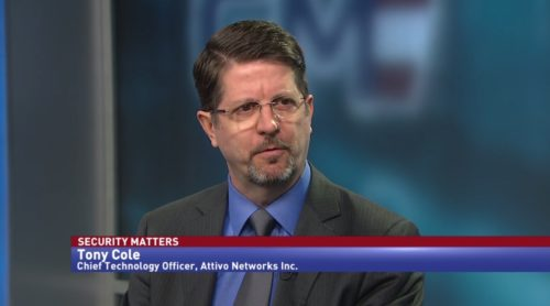 Security Matters with Tony Cole
