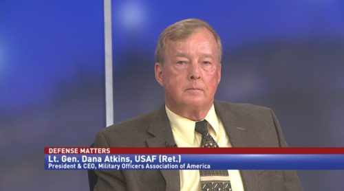 Defense Matters with Lt. Gen. Dana Atkins