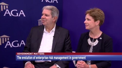 Government Matters The evolution of enterprise risk management in government
