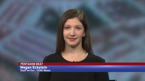Pentagon Beat with Megan Eckstein