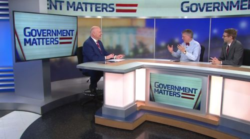 Government Matters with Fitzpatrick and Hawkings