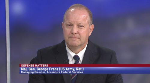 Defense Matters with Maj. Gen. George Franz