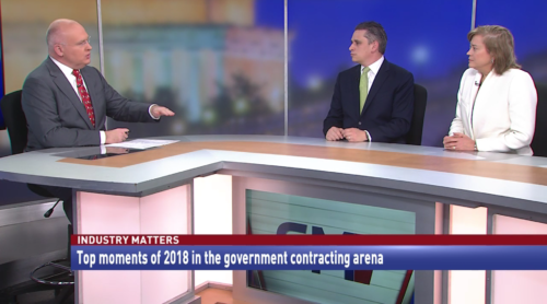 Industry Matters Top moments of 2018 in the goverment contracting arena