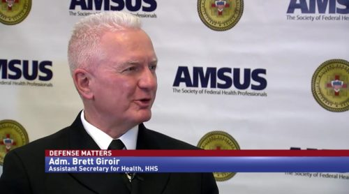 Defense Matters with Adm. Brett Giroir