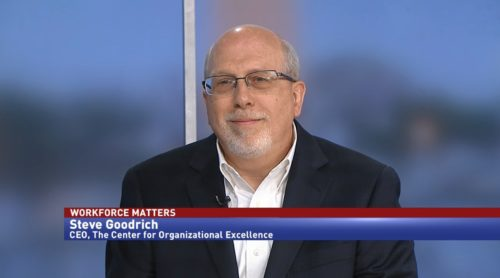 Workforce Matters with Steve Goodrich