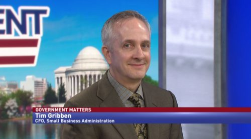 Government Matters with Tim Gribben