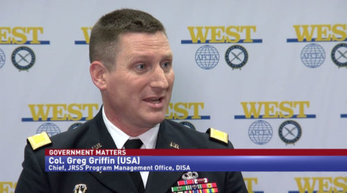 Government Matters with Col. Greg Griffin