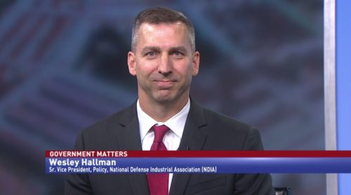 Government Matters with Wesley Hallman