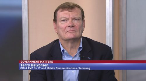 Government Matters with Terry Halvorsen