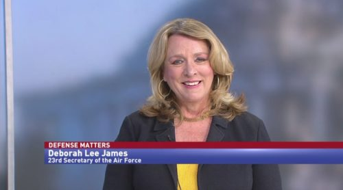 Defense Matters with Deborah Lee James