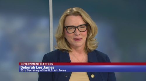 Government Matters with Deborah Lee James