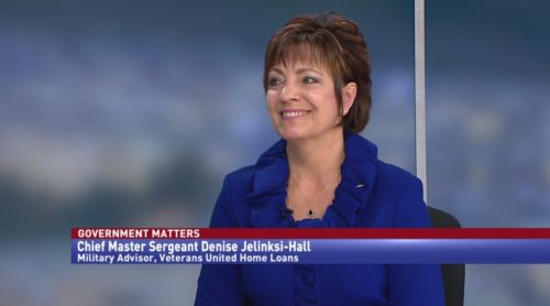 Government Matters with Chief Master Sergeant Denise Jelinski-Hall