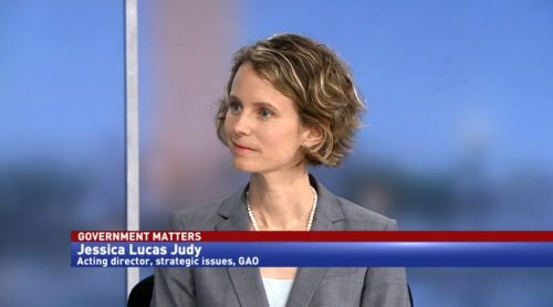 Government Matters with Jessica Lucas Judy