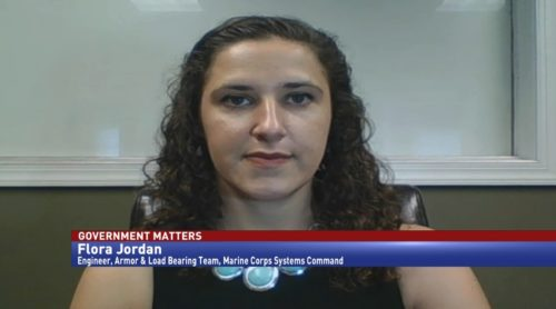Government Matters with Flora Jordan