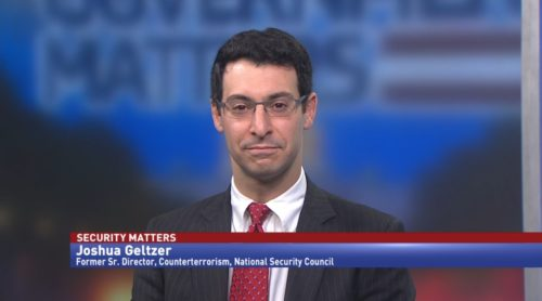 Security Matters Joshua Geltzer