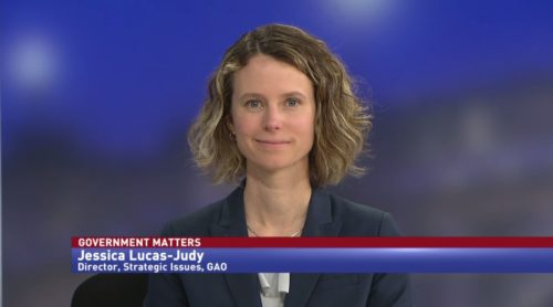 Government Matters with Jessica Lucas-Judy