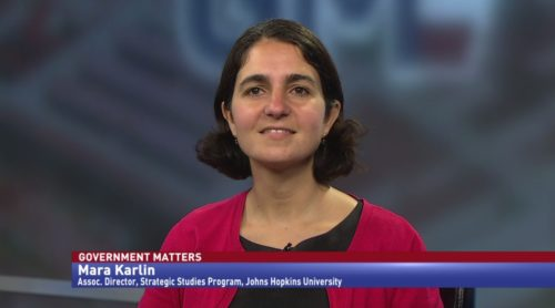 Government Matters with Mara Karlin