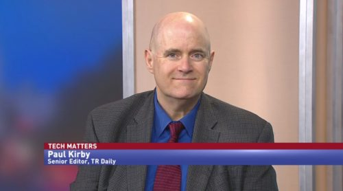 Tech Matters with Paul Kirby