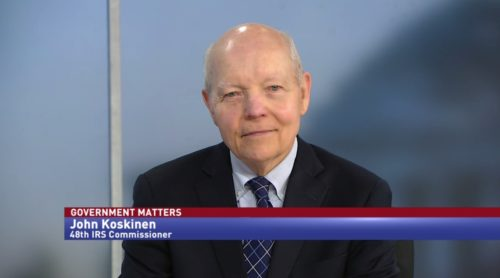 Government Matters with John Koskinen
