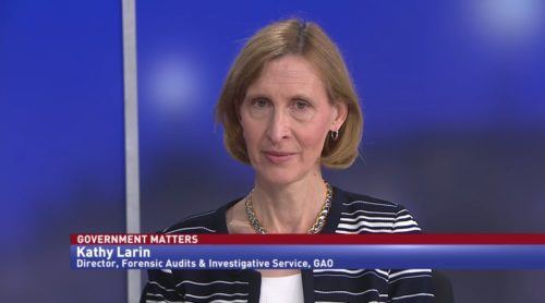 Government Matters with Kathy Larin