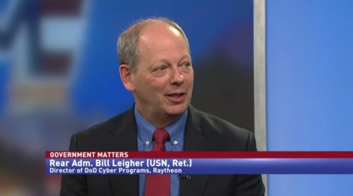 Government Matters with Rear Adm. Bill Leigher