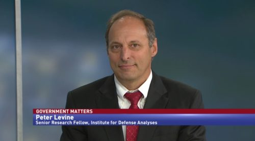 Government Matters with Peter Levine