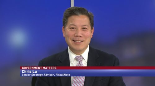 Government Matters with Chris Lu