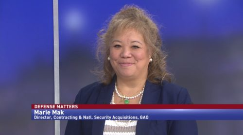 Defense Matters with Marie Mak