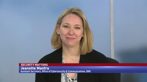 Security Matters with Jeanette Manfra