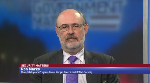 Security Matters with Ron Marks